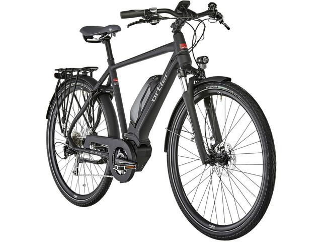 Ortler Montana E-trekkingcykel sort | City-cykler